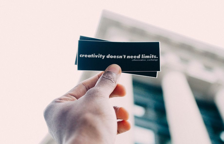 how to develop creativity and follow your passion
